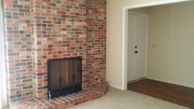 Fireplace/Foyer